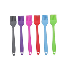 China for China Silicone Spatula,Silicone Brush,Kitchen Silicone Spatula Supplier Heat-Resistant Silicone Basting Pastry Oil Brush Set export to South Korea Factory