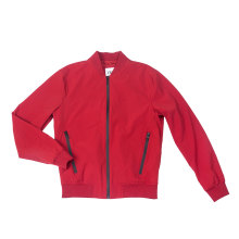 Men`s stretch nylon bomber jacket