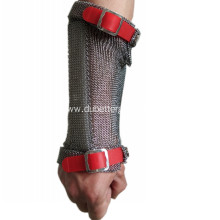 Forarm Protection Stainless Steel Mesh Sleeves