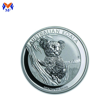Silver metal animal coins for sale