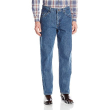 Denim Jeans Trousers Cotton Stretch Feet Pencil Pants