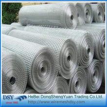 galvanized welded wire mesh rolls for sale