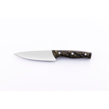 Abrasion and corrosion resistance pairing knife