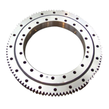 Double row ball slewing bearing/External gear type