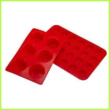 Special Design for for Supply Various 6 Cups Silicone Muffin Pans,Muffin Top Pan,Large Muffin Pan of High Quality BPA Free Freezer Safe 6 Cup Muffin Pan export to Botswana Factory