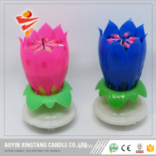 Rotating Magical cake candles online
