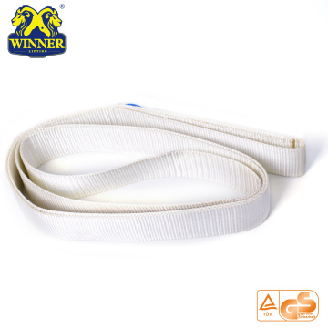 2.5Ton Heavy Duty Factory Price Polyester Soft Webbing Round Sling