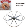 Stainless Steel Pie Cutter 8 Cut