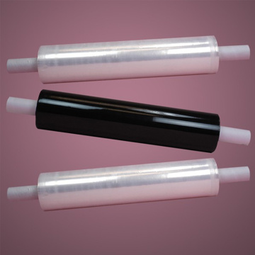 Chinese Soft Hardness Wrap Stretch Film Roll