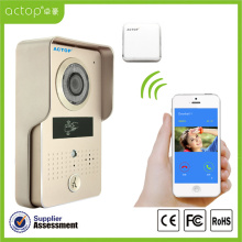 Door Access Night Vision IR Doorbell Wifi
