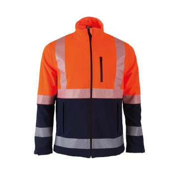 Reflective Outerwear Jacket Safety Wear