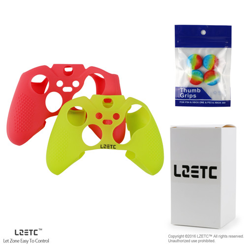 Laser Etching Silicone Xbox 360 Controller Cover