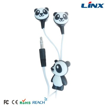 Hot Selling Earbuds With Case and Panda Headphones