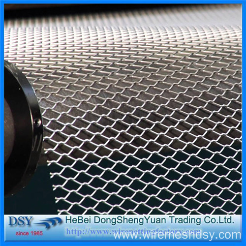 Finely Processed Expanded Metal Mesh
