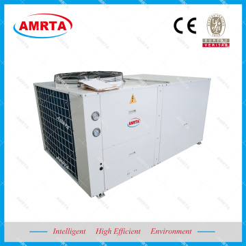 Low Ambient Temperature Rooftop Air Conditioner with Economizer