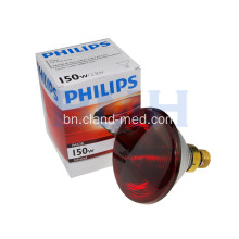 PHILIPS PAR 38 IR Red 150W 230V E27