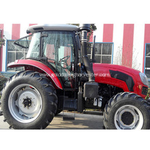 Factory directly sale for 150Hp Wheeled Tractor agricultural farmer tractor use utilized for easy operation export to Comoros Factories