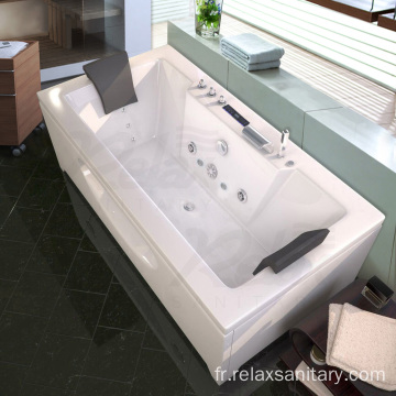Baignoire De Massage Jacuzzi Rectangle
