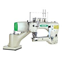 Direct drive 4 needle 6 thread feed-off-the-arm interlock sewing machine
