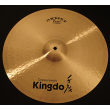 100% Original for B20 Splash Cymbal Top Grade   B20 Bronze Cymbals supply to Yugoslavia Factories
