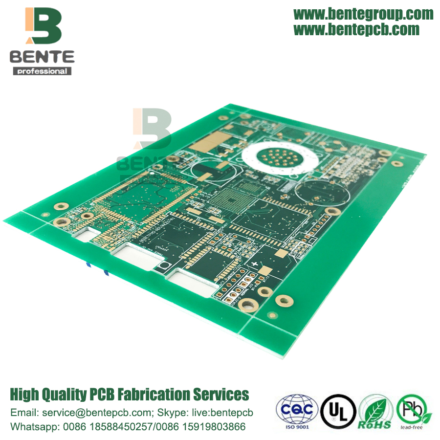 China High Precision Multilayer Pcb Enig 8layers Tg150 Bga Manufacturers Manufacturer Ul Rohs Ourpcb
