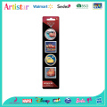DISNEY&PIXAR CARS blister card 4 pack erasers