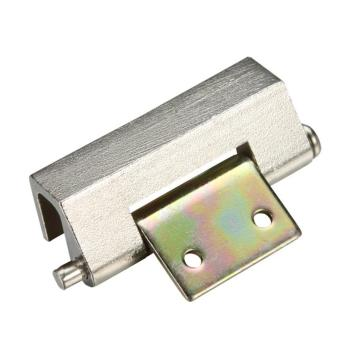 ZDC Sandblasting Powder-coated Concealed Industry Hinges