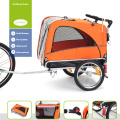 16' wheels-quick release large bike pet cargo trailer