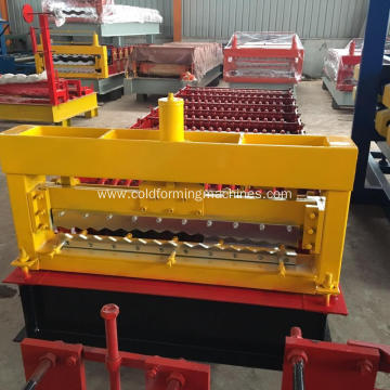 Corrugated Roofing Wall Panle Making Machine