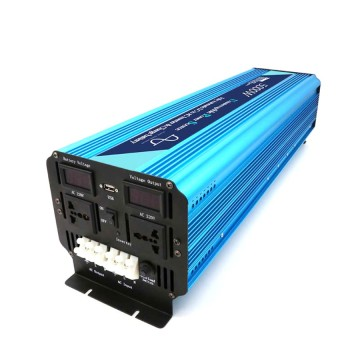 Metal-Build Pure Sine Wave UPS Inverter 5000 Watt