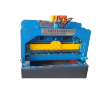Sri Lanka automatic glazed roll forming machine