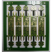 OEM for China Rigid-Flexible PCB,Flexible Rigid-Flexible PCB,Rounded Rigid-Flex PCB Manufacturer Multilayer R-F circuit with edge plating supply to Yemen Manufacturer