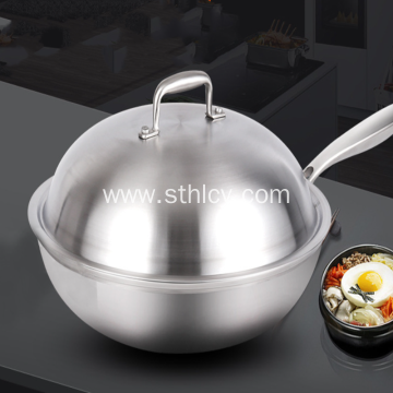 Stainless Steel Five-story Pan