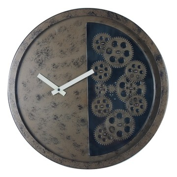 16 Inch Vintage Style Decorative Wall Clock