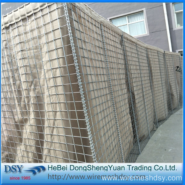 Hesco Barriers for Flood Control