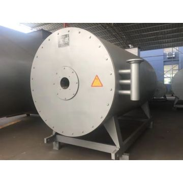 High Pressure Gas Fired  Hot Oil Boiler