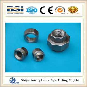 high pressure rate BS 3799 steel union