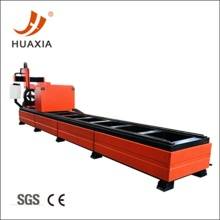Square pipe plasma cutting machine