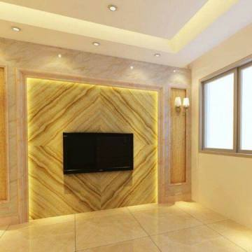 pvc interior marble panel for interior decoration