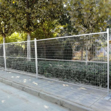 Outdoor Canada Temporary Construction Welded Fence Panels