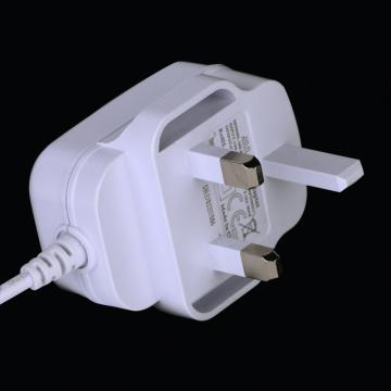 UK plug power adapter 5V0.5A