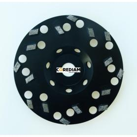 115MM Diamond Grinding Disc with Special Segments