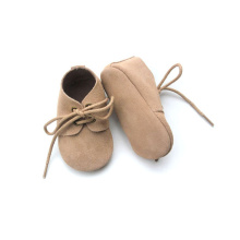 Oxford Prewalker Soft Breathable Baby Leather Shoes