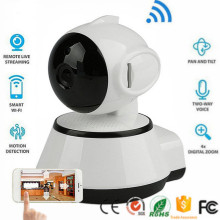 Wifi Pan Tilt Wireless Security IP Camera