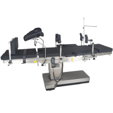 High configuration electro-hydraulic operating table