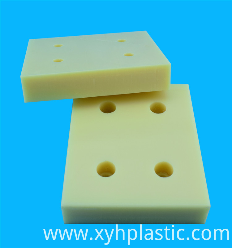 CNC Routed ABS Plastic Plates