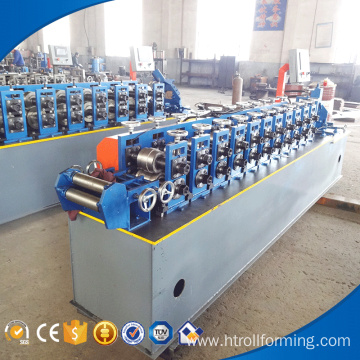 Steel sheet welding light steel frame roll forming machine
