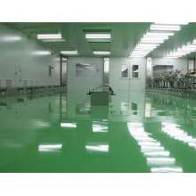 Factory epoxy anti-static thin coating finish