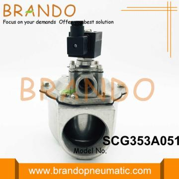 2/2 Way Industrial Dust Valve SCG353A051