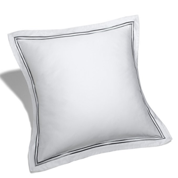 Europe style for for Euro Pillowcase Slips Hotel Cotton Sateen Stitch Pillow Covers supply to Indonesia Exporter